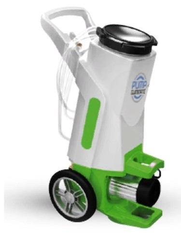 Установка для промывки Pump Eliminate 50 fs Серов Паяный теплообменник Alfa Laval AC72 Находка